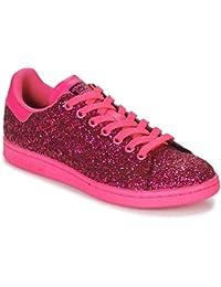 Adidas Originals STAN SMITH CF W Damen Sneakers blau dunkel