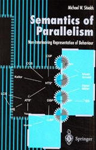 Semantics of Parallelism: Non-Interleaving Representation of Behaviour
