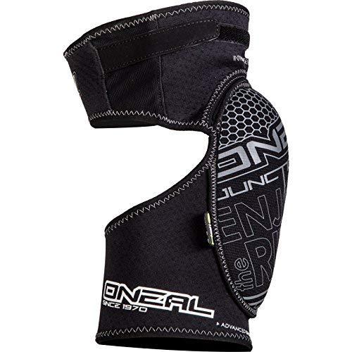 O\'neal Junction Lite Knee Guard Knieschoner schwarz/grau Oneal: Größe: M