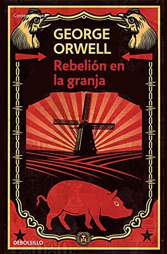 Rebelión En La Granja (CONTEMPORANEA) por George Orwell