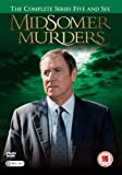 Midsomer Murders: The Complete Series Five And Six (6 Dvd) [Edizione: Regno Unito] [Edizione: Regno Unito]