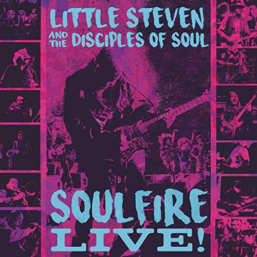 Little Steven & the Disciples of Soul: Soulfire Live! (3cd) (Audio CD)