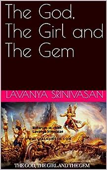 The God, The Girl and The Gem (Maya & the Mind Mystics) by [Srinivasan, Lavanya]