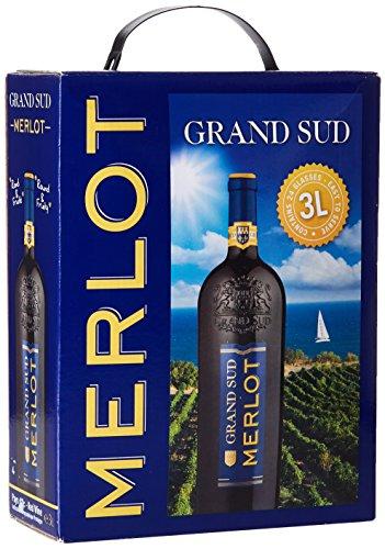 Grand Sud France IGP Vin de Pays d'Oc 3 L