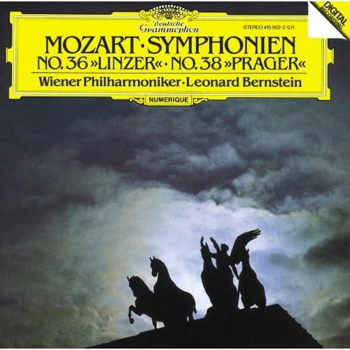"""Mozart: Symphony No.36 """"Linzer"""" & No.38 """"Prague"""""""