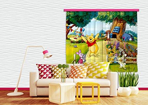 Tende Winnie The Pooh Cameretta - Incubatore Impresa