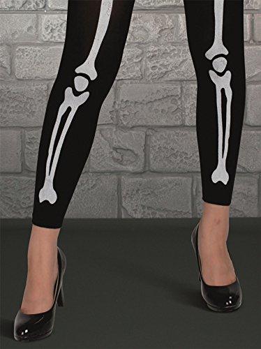 Premier Halloween - Skelett Bedruckte Leggings