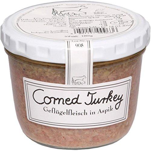 Schröder's Bio Corned Turkey (180 g) - Bio (Bio-putenfleisch)
