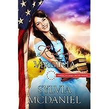 Katie: Bride of Virginia (American Mail Order Bride Series Book 10) (English Edition)