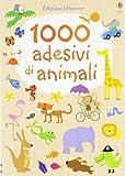 1000 adesivi di animali. Ediz. illustrata