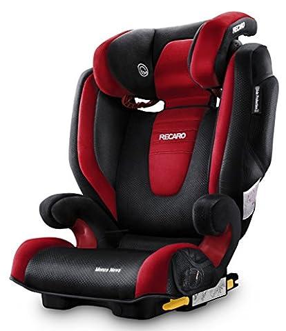 RECARO Monza Nova 2 Seatfix 6151.21310.66 Ruby