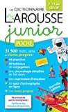 Larousse Junior poche...