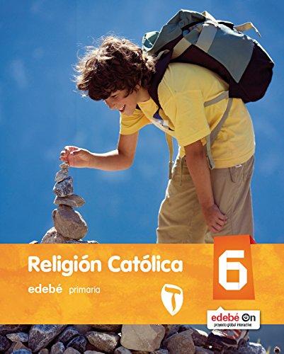 RELIGIÓN CATÓLICA 6 - 9788468317120