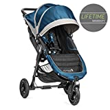 Baby Jogger BJ15429EN City Mini GT-Kinderwagen, Single-Modell, Teal/grau/blau