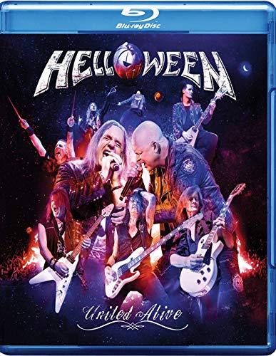 Helloween - United Alive [Blu-ray] -