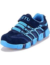 Unisex Zapatos deportivos Zapatos antideslizantes moda de los niños al aire libre casual Cuatro colores