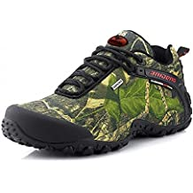 Ben Sports Zapatillas impermeables para hombre Zapatos de trekking al aire libre