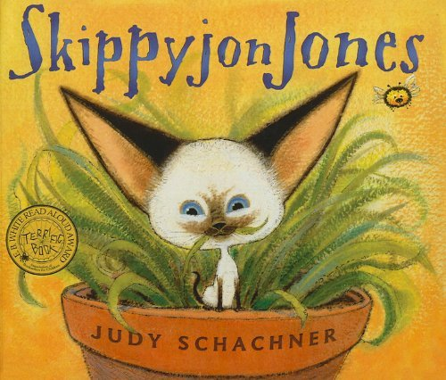 Skippyjon Jones by Judy Schachner (2010-01-01)