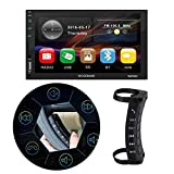 Woodman Wow MP5 Touch Screen Car Music System Car Stereo (Car Double Din)