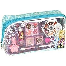 Disney Frozen-9341110 Frozen neceser con maquillaje 20.6 x 12.4 x 4.6 Markwins 9341110