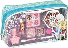 Idea Regalo - Markwins 9341110 Frozen Anna, Borsa Make Up
