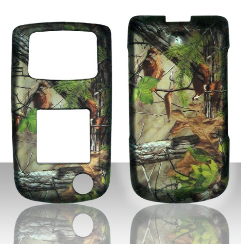 2D Camo Forest Real Samsung SGH Rugby II 2 A847 ATT Case Cover Phone Snap on Cover Case Faceplates