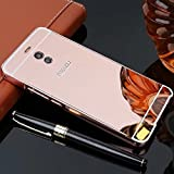 MeiZu MX6 Mirror Case, Shiny Awesome Make-up Mirror Plated