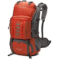 MOUNTAINTOP Mochila Mountain Top Unisex dsm5901, color rojo oscuro, tamaño 56 x 32 x 22 cm, 45 Liter, volumen 45.0liters