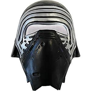 Star Wars  - Máscara de Kylo Ren para niños, accesorio disfraz  (Rubies 32527)