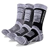 Best Socks - YUEDGE Men's 3 Pairs Wicking Breathable Cushion Anti Review