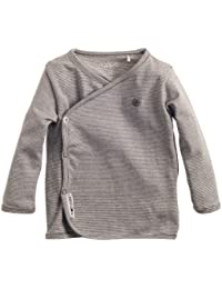 Noppies Unisex Baby T-Shirt U Tee ls Soly yd, Gestreift