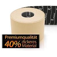 Gatapex PREMIUM Kinesiology Tape 5mx5cm, elfenbein preisvergleich bei billige-tabletten.eu