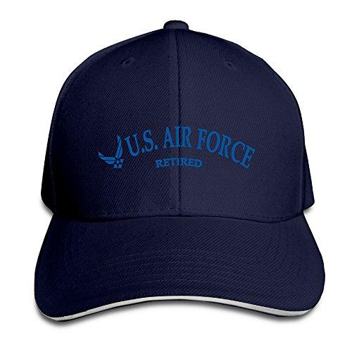 us-air-force-jubilado-gorra-de-beisbol