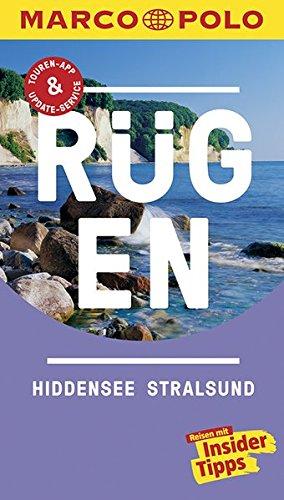 Preisvergleich Produktbild MARCO POLO Reiseführer Rügen, Hiddensee, Stralsund: Reisen mit Insider-Tipps. Inklusive kostenloser Touren-App & Update-Service