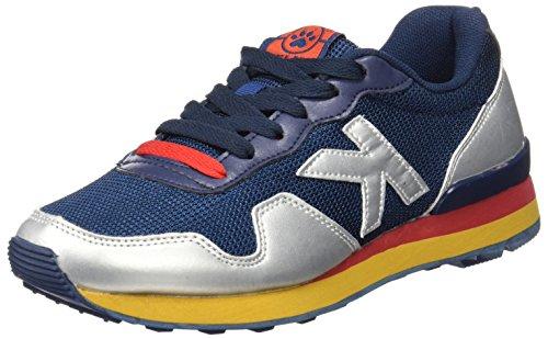 Kelme 52333, Chaussures Mixte Adulte Bleu (Marino)
