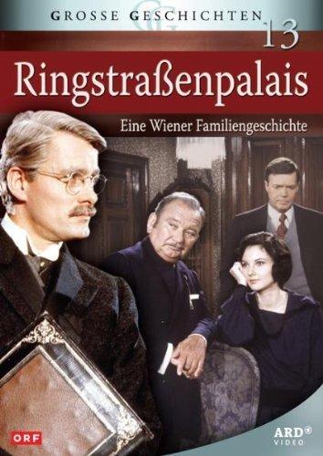 Ringstraßenpalais (8 DVDs) – Große Geschichten 13