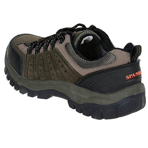 XPD Professional Sports Shoes ,  Scarpe da camminata ed escursionismo uomo Grigio (grigio)