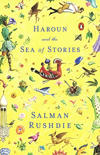 Book cover for Haroun and the Sea of Stories