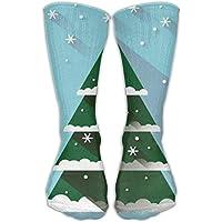 hat pillow Christmas Tree Classics Personalized Socks Sport Athletic Stockings Long Sock For Men Women