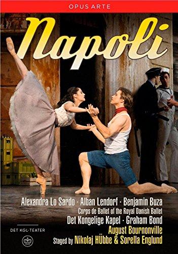 Preisvergleich Produktbild Bournonville: Napoli (Kopenhagen,  2014) [DVD]