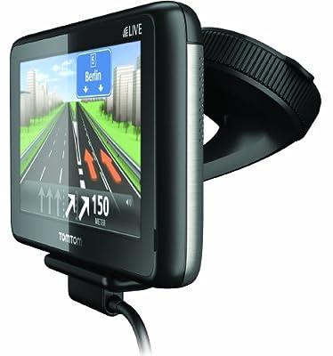 TomTom Go Live Navigationsgerät (12,7 cm (5 Zoll) kapazitives Display, 45 Länderkarten, 2 Jahre HD Traffic, Bluetooth) von TomTom - Reifen Onlineshop