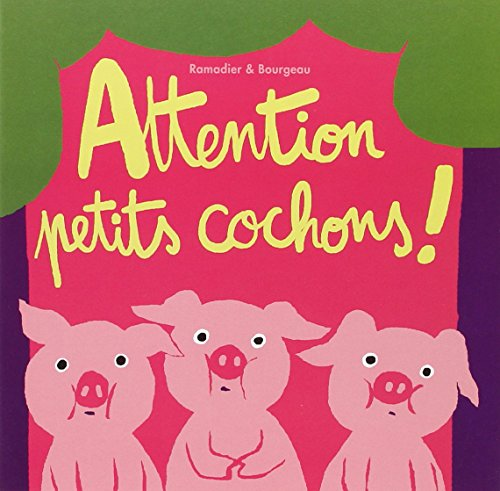 Vignette du document Attention petits cochons !