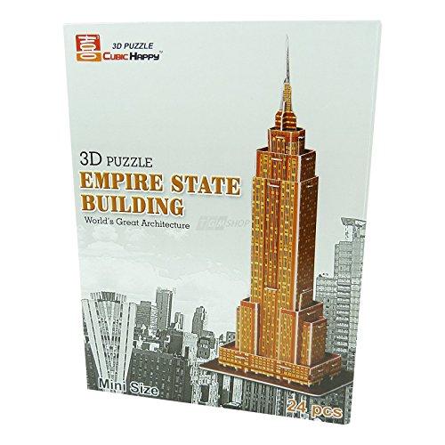 cubichappy-3d-puzzle-empire-state-building-mini-costruzione-di-giocattoli-puzzle