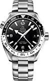 Omega Seamaster Planet Ocean Black and White Bezel 43.5mm Mens Watch 215.30.44.22.01.001