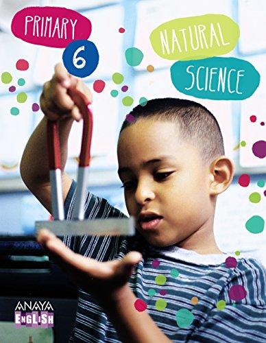 Natural Science 6. (Anaya English) - 9788467881080 por Anaya Educación
