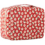 OVERMAL Travel Portable Toiletry Wash Cosmetic Bag Makeup Storage Bag (C)