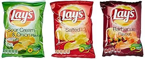 Lays Chips Paket (Mixed Bundle),