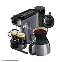 Philips Senseo hd7892/29 Freestanding Coffee Machine in Capsules 1L 7tazas Grey – Coffee (Freestanding, Coffee Machine in Capsules, 1 L, Ground Coffee, 1450 W, Grey)
