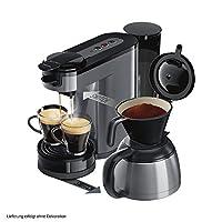 Philips Senseo hd7892/29Freestanding Coffee Machine in Capsules 1L 7tazas Grey–Coffee (Freestanding, Coffee Machine in Capsules, 1L, Ground Coffee, 1450W, Grey)