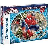 Clementoni - Puzzle Ultimate Spiderman, 104 piezas (206513)
